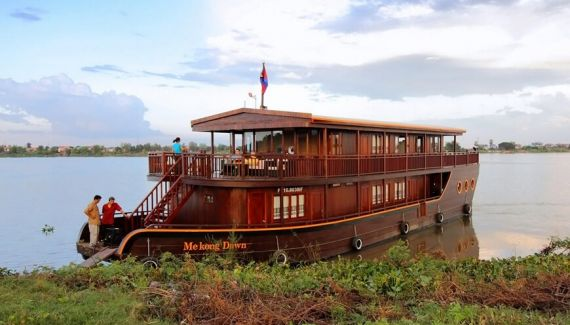 mekong dawn cruise 1