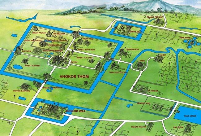 Angkor Complex 1