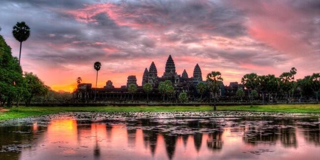 Angkor Complex 2