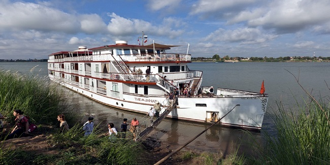 Pandaw & Heritage Line Cruises in Mekong - How Different 3