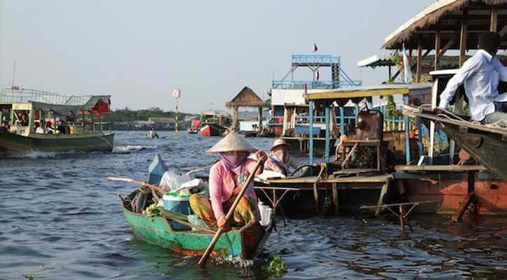 best time for cruise in mekong river 1