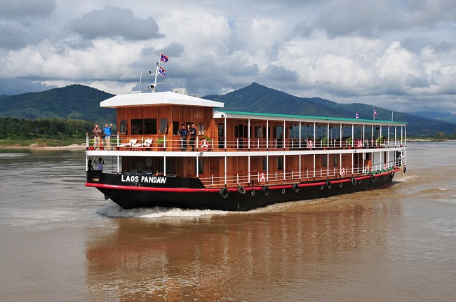 Pandaw & Heritage Line Cruises in Mekong - How Different 5