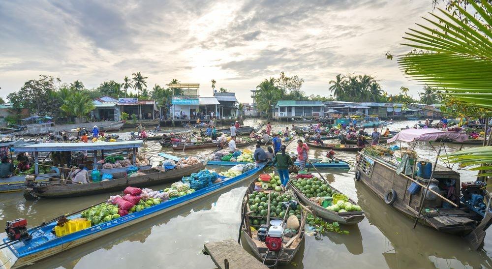 mekong delta vietnam 7