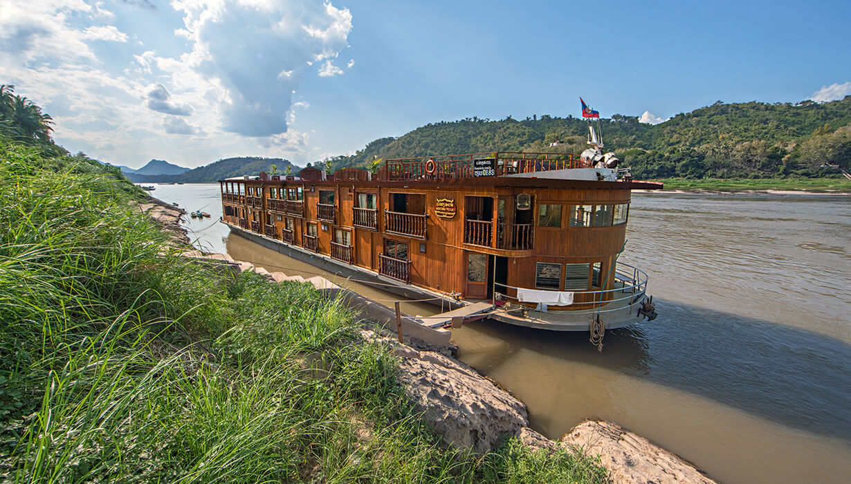 Mekong Pearl Cruise In Laos