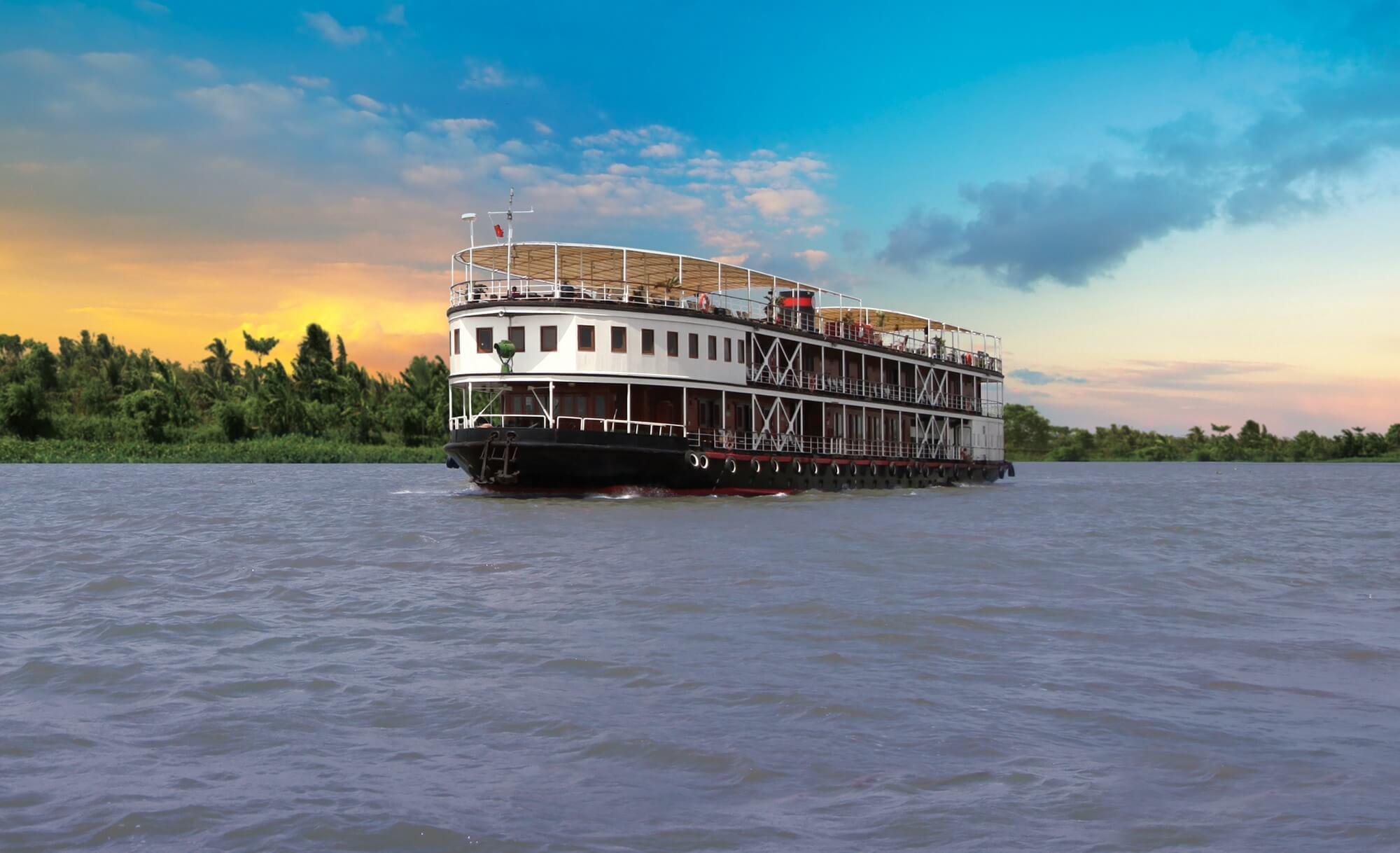 Rv Mekong Pandaw Cruise On Mekong River Sale Up To 10