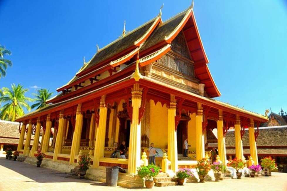 temples in laos 7