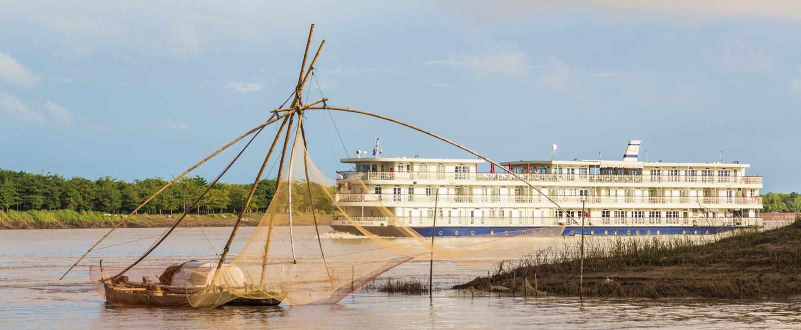 best mekong cruises
